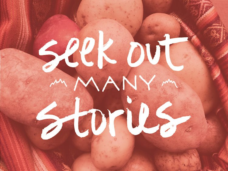 Potato Stories