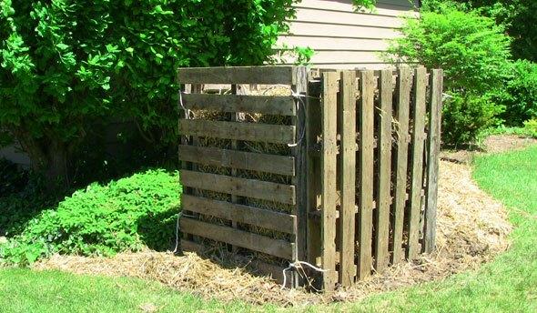 Composting At Home - Full Bin