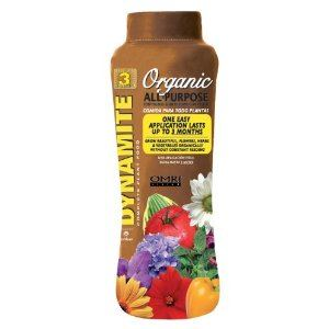 Dynamite Organic Fertilizer