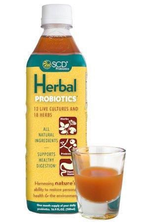 Herbal Probiotic Drink