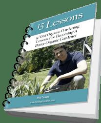 Free Course To Garden Organic